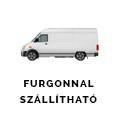 kézilabda kapu furgonnal szállítható