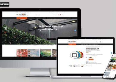 Webáruház készítés - Pren Design
