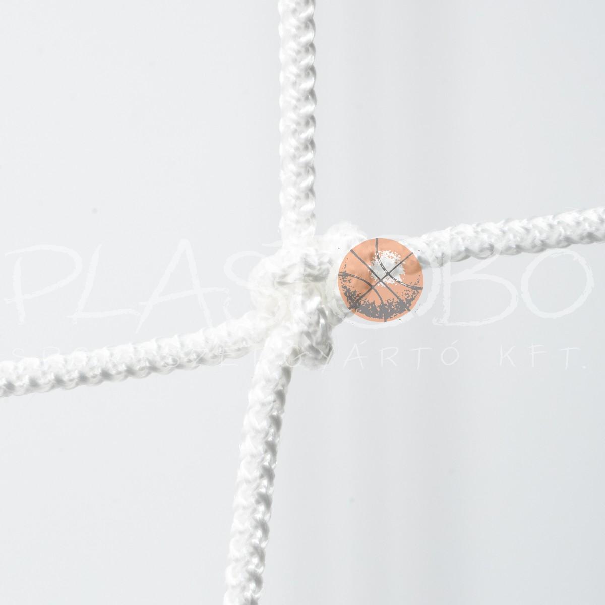 strandfoci kapuháló fehér